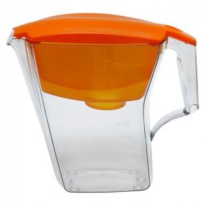 Filtračné kanvica AQUAPHOR Art - oranžová