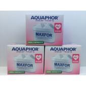 Aquaphor B100-25 MAXFOR (Mg2+) 3ks - filter, patróna na vodu (aj pre Maxtra, Bi-flux, BWT)