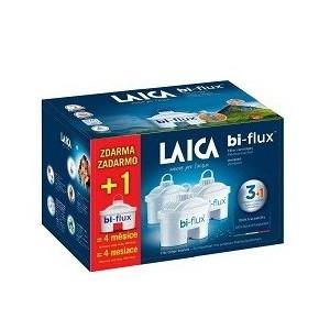 LAICA Bi-flux 3+1ks - vodný filter, Biflux (aj pre BWT, Anna, Brita maxtra)