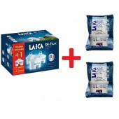 LAICA Bi-flux 4ks +1ks ZDARMA - vodný filter, Biflux (aj pre BWT, Anna, Brita maxtra)