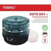 Maxxo Sušička ovocia Roto dry+